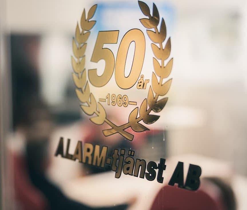 Alarm-tjänst
